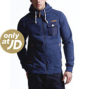 McKenzie Cottonfield Full Zip Hoody