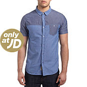 Sonneti Orthis Chambray Short Sleeve Shirt