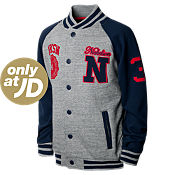Nickelson Wolsey Baseball Jacket Junior