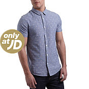 Brookhaven Orpheus Ditsy Short Sleeve Shirt