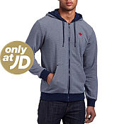 adidas Originals Trefoil Stripe Full Zip Hoody