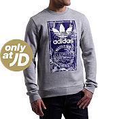 adidas Originals Trefoil Label Sweatshirt