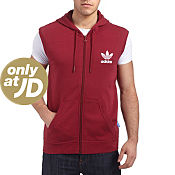 adidas Originals Trefoil Sleeveless Hoody