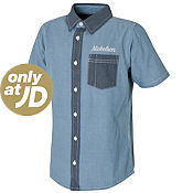 Nickelson Carlton Short Sleeve Shirt Junior