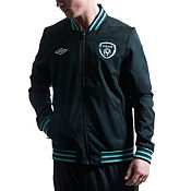 Umbro Republic of Ireland Replica Walk Out Jacket