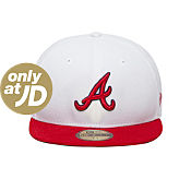 New Era Atlanta Braves 59FIFTY Cap FREE CUSTOMISATION