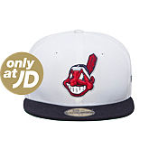 New Era Cleveland Indians 59FIFTY Cap FREE CUSTOMISATION