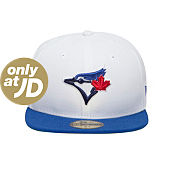 New Era Toronto Blue Jays 59FIFTY Cap FREE CUSTOMISATION