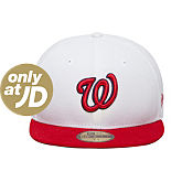 New Era Washington Nationals 59FIFTYCap FREE CUSTOMISATION