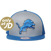 New Era NFL Detroit Lions Baycik 9FIFTY Snapback Cap