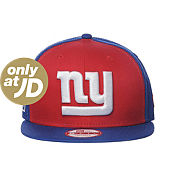 New Era NFL New York Giants Baycik 9FIFTY Snapback Cap