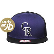 New Era MLB Colorado Rockies 2Tone Snapback Cap
