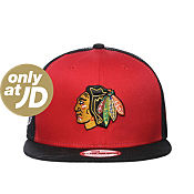 New Era NHL Chicago Blackhawks 2Tone Snapback Cap