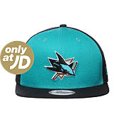 New Era NHL San Jose Sharks 2Tone Snapback Cap