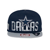 New Era NFL Dallas Cowboys 9FIFTY Draft Snapback Cap