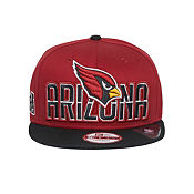 New Era NFL Arizona Cardinals 9FIFTY Draft Snapback Cap