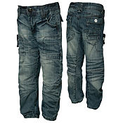 Eto Ark Tapered Leg Jeans Childrens
