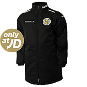 Diadora St Mirren 2013/14 Junior Benchcoat