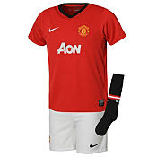 Nike Man United Home kit 2013/14 Childrens PRE ORDER