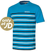 Carbrini Fortworth Stripe T-Shirt Junior