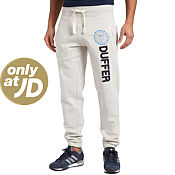 Duffer of St George Seal Logo Jogging Pants