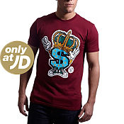 Dirty Cash Dollar Crown T-Shirt