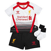 Warrior Sports Liverpool 2013/14 Baby Away kit PRE ORDER