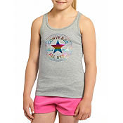 Converse Girls Long Vest Junior