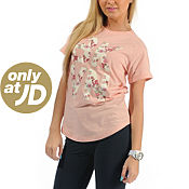 Brookhaven Aliza Flower T-Shirt