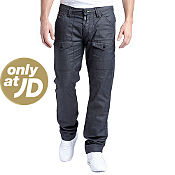 Gio-Goi Dangerous Scale Wash Regular Leg Jeans