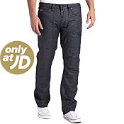 Gio-Goi Demo DS Scale Wash Long Leg Jeans