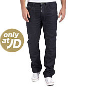 Gio-Goi Demo DS Waresin Wash Short Leg Jeans