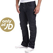 Gio-Goi Demo DS Waresin Wash Regular Leg Jeans