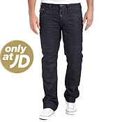 Gio-Goi Demo DS Waresin Wash Long Leg Jeans
