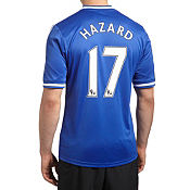 adidas Chelsea 2013/14 Hazzard Home Shirt