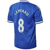 adidas Chelsea 2013/14 Junior Home Lampard Shirt