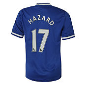 adidas Chelsea 2013/14 Junior Home Hazzard Shirt