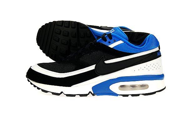 on sale 1b666 a98a5 ... hot nike air classic bw jd sports exclusive black white blue sapphire  bd234 5580a