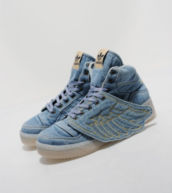 Adidas Originals ObyO x Jeremy Scott Denim Wings