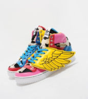 Adidas Originals ObyO x Jeremy Scott x 2NE1 Wings